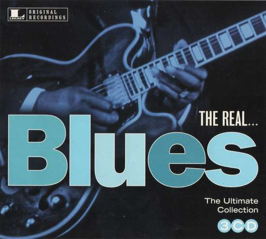 Various Artists - The Real... Blues Collection (3CD) 2015