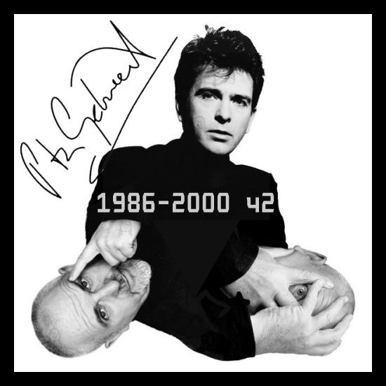 Peter Gabriel - (1986 - 2000) ч2