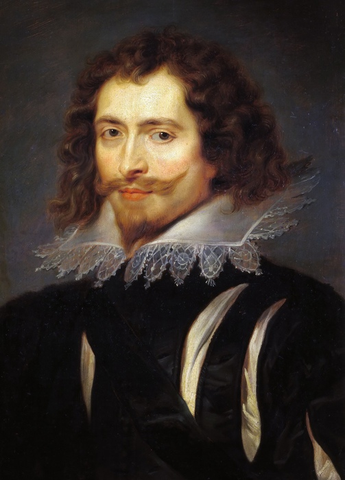 Портрет Бэкингема кисти Рубенса.